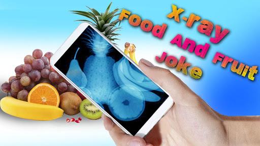 X-ray Food And Fruit Joke