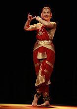 Photo: klasyczny taniec hinduski
