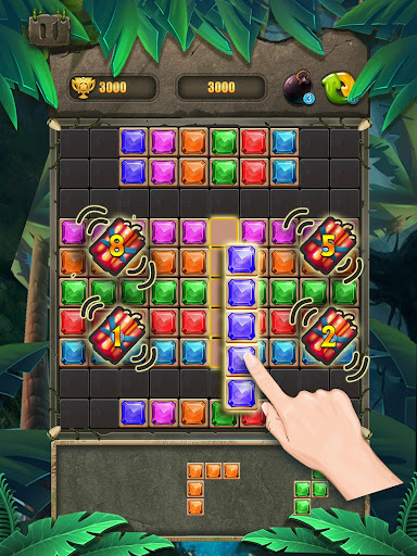 Block Puzzle - Brain Training Classic Challenge  screenshots 8