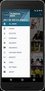 Tajikistan News - náhled
