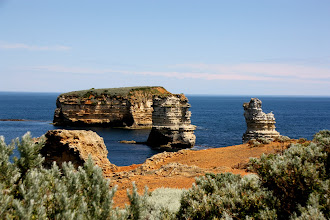Photo: Year 2 Day 143 - Bay of Islands on the Great Ocean Road  #3