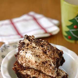 Slow Cooker Hot Chocolate Brownies.