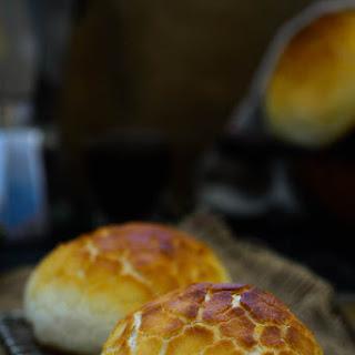 Dutch Crunch Bread.