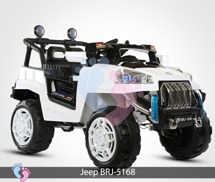 Xe oto điện cho bé Jeep BRJ-5168 8