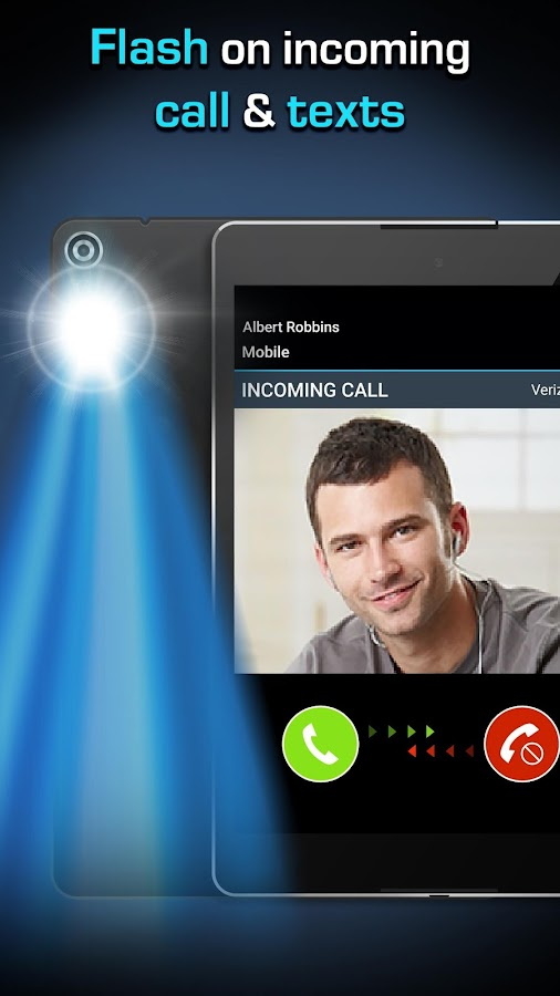 Flash Alerts Led Call Sms Android Apps On Google Play