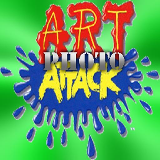 ArtPhotoAttack icon