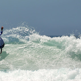Cutback2 by John Canning - Sports & Fitness Surfing