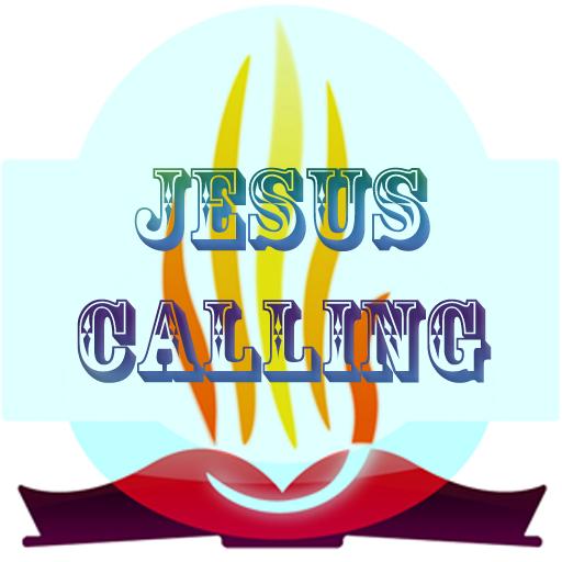 Jesus Calling Devotional 書籍 App LOGO-硬是要APP