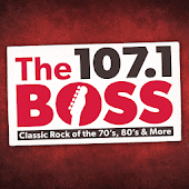 107.1 The Boss Live Stream