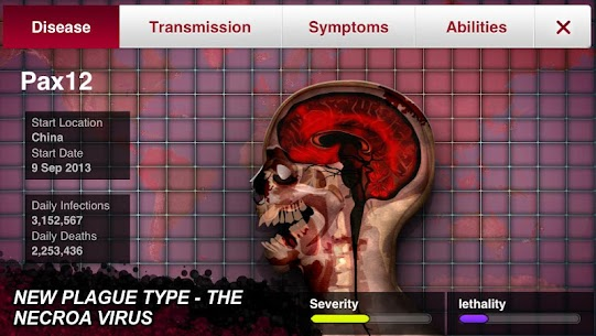 Plague Inc MOD APK 1.18.5 (Unlimited DNA + Full Unlocked 8