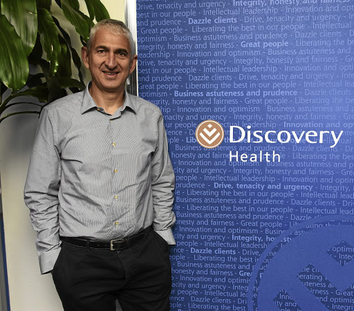 Jonathan Broomberg: Discovery Health has achieved lower hospital tariffs for its client schemes. Picture: Freddy Mavunda