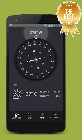 all about smart compass for android pro for android videos screenshots reviews and similar. Black Bedroom Furniture Sets. Home Design Ideas