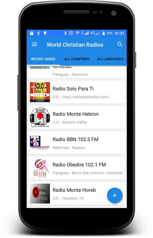 World Christian Radios- screenshot