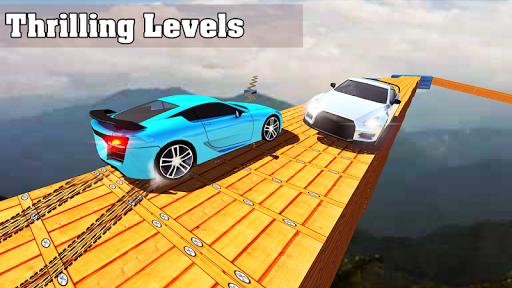Car Stunt Racing On Impossible Track 1.0 screenshots 4