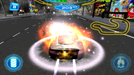 Fiery Asphalt Racing 1.0 screenshots 6