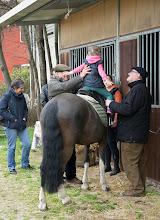 Photo: Volteggio a cavallo per tutte le età - vieni a provare!