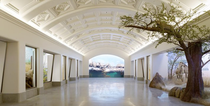 """Photo: Guests at this Bay Area hotel can visit the California Academy of Sciences, known as the """"Greenest Museum in the World""""."""