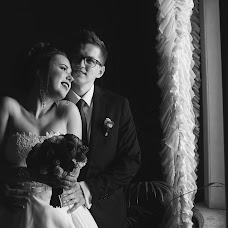 Wedding photographer Aleksandr Rassvetaev (spray). Photo of 20.08.2016