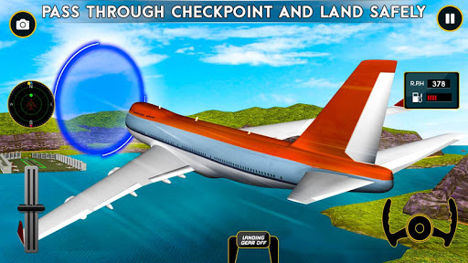 Airplane Flight Pilot Sim 3D 1.0 de.gamequotes.net 2