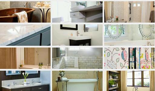バスルームの装飾のアイデア