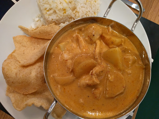 33. Masaman Curry (hot)