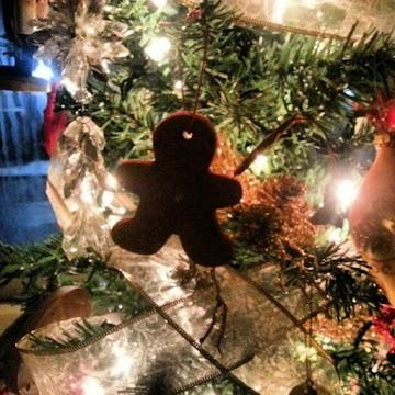 Cinnamon Dough Ornaments Recipe