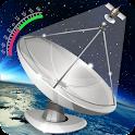 Satfinder (Dish Pointer) with Gyro compass icon