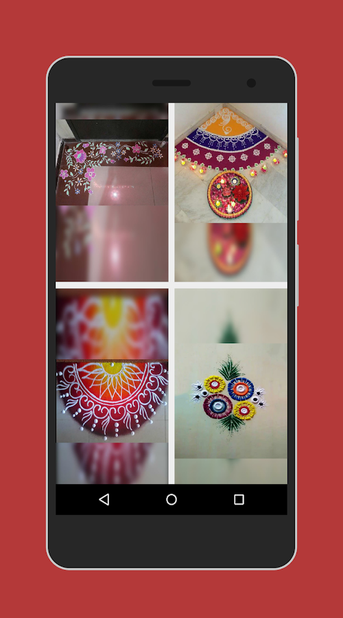 Rangoli Designs- screenshot