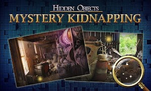 8 Criminal Mystery - Kidnapping App screenshot