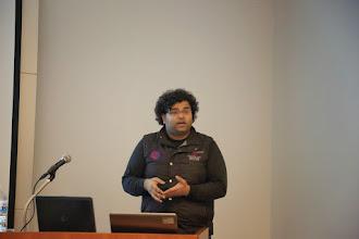 Photo: Agent driven Peer-to-Peer Cloud Robotics, Vineet Nagrath