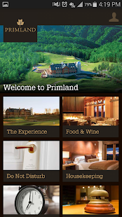 Primland Resort screenshot