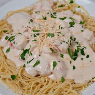Copycat Red Lobster'S Crab Alfredo Recipe