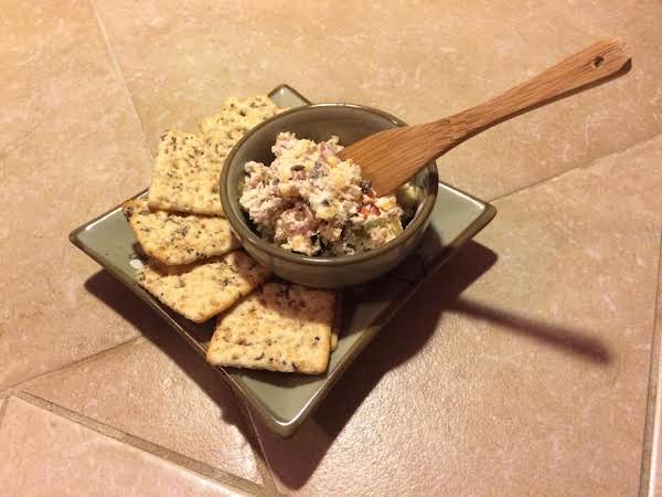 Beef Olive Cheese Spread Recipe