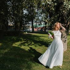 Wedding photographer Anastasiya Andreeva (Nastynda). Photo of 11.01.2019