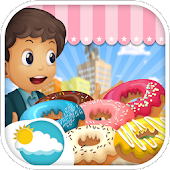 Donuts Maker - My Sweet Treat