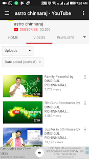 Download All Tamil YouTube Rasi Palan Videos For PC Windows and Mac apk screenshot 19