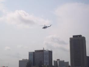 Photo: security chopper