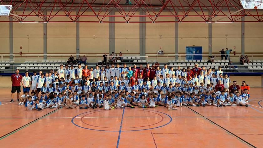 La gran familia de la Escuela TAE.