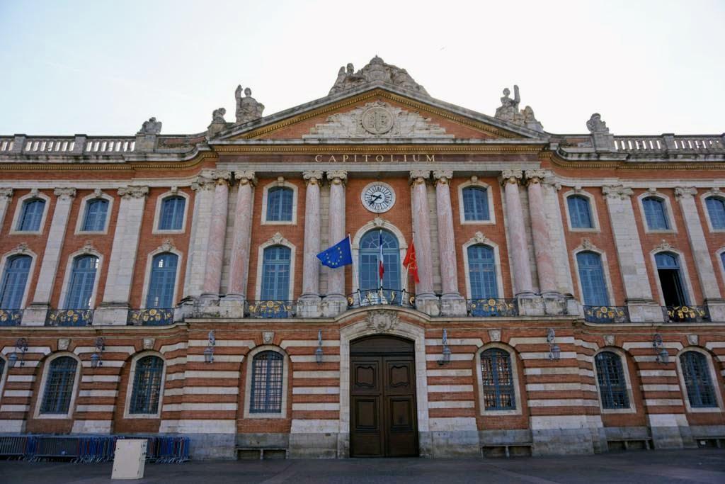 ¿Qué ver en Toulouse en un día? El Capitolio
