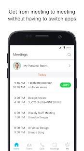 Cisco Webex Teams (ehemals Cisco Spark) Screenshot