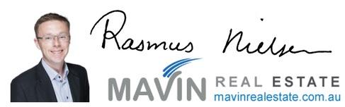 Rasmus Nielsen, Mavin Real Estate
