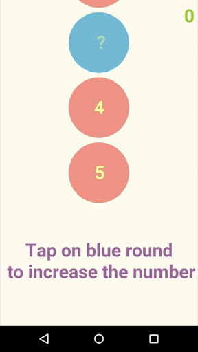 Digits In Circles