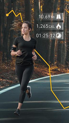 Runtastic Running App & Run Tracker screenshot 1
