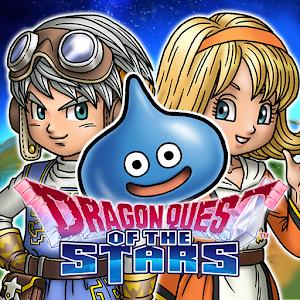 DRAGON QUEST OF THE STARS 1.1.10 by SQUARE ENIX Co.Ltd. logo