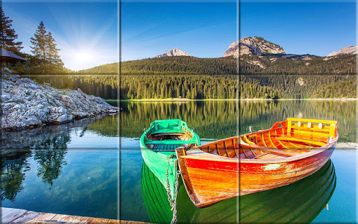 Puzzle - Beautiful lakes 1.19 screenshots 5