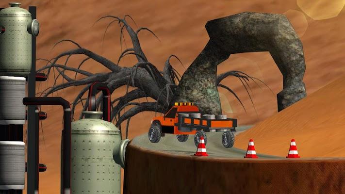 Off Road Hill Driving 3D - screenshot