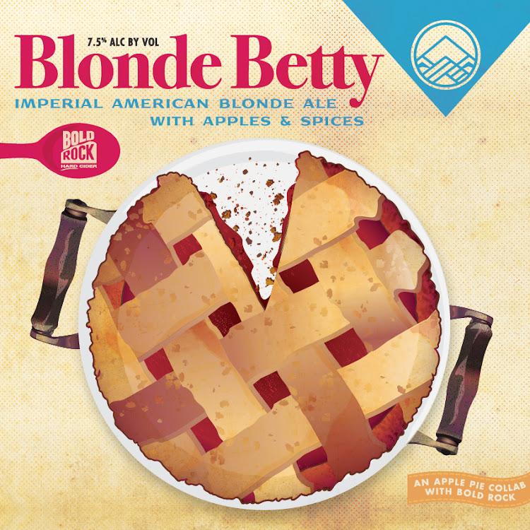 Logo of Three Brothers Blonde Betty