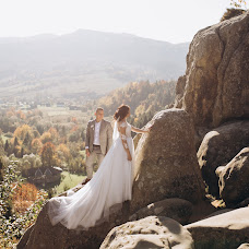 Wedding photographer Yuliya Luciv (yulialutsiv). Photo of 16.10.2018