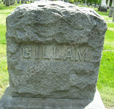 Photo: Gilliam Family Stone