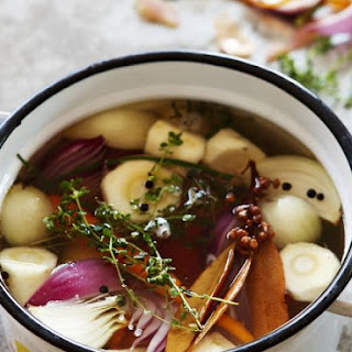 Mixed Vegetable Broth